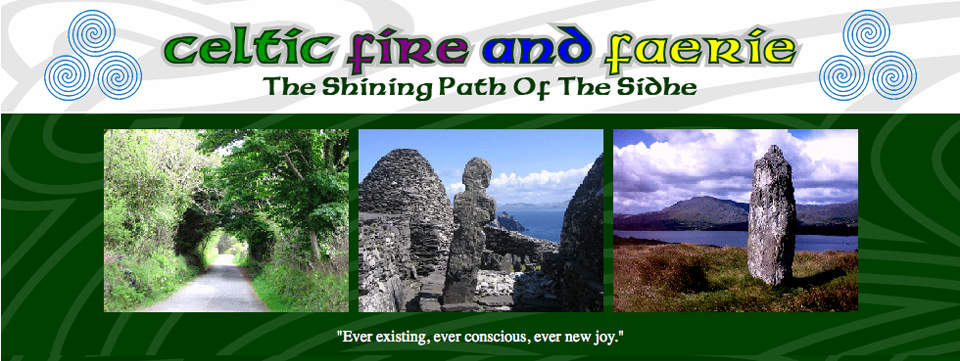 Celtic Fire and Faerie