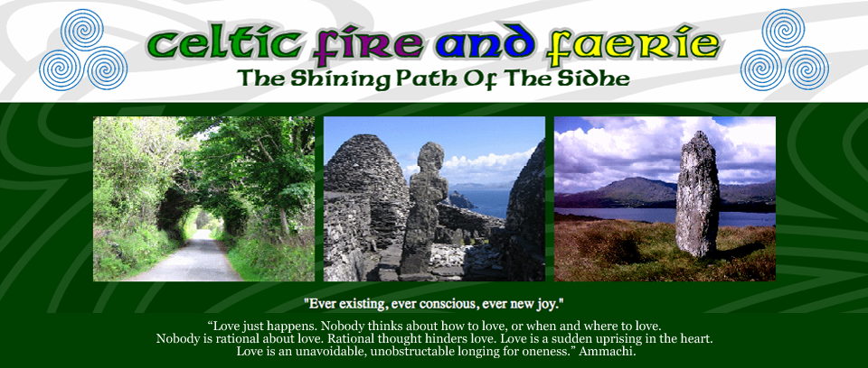 Celtic Fire and Faerie, LLC